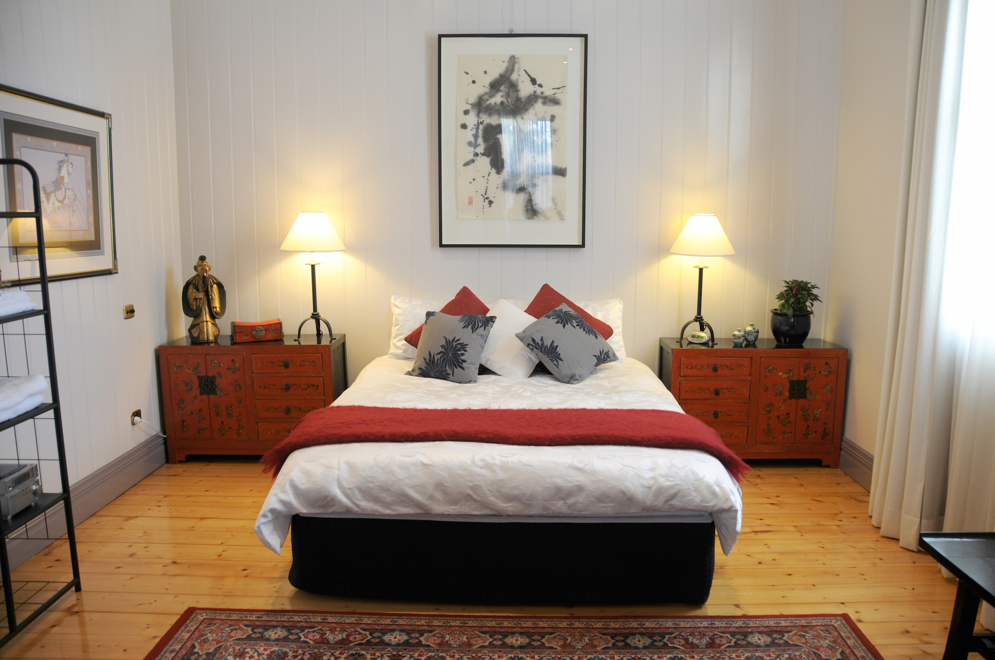 red suite accommodation