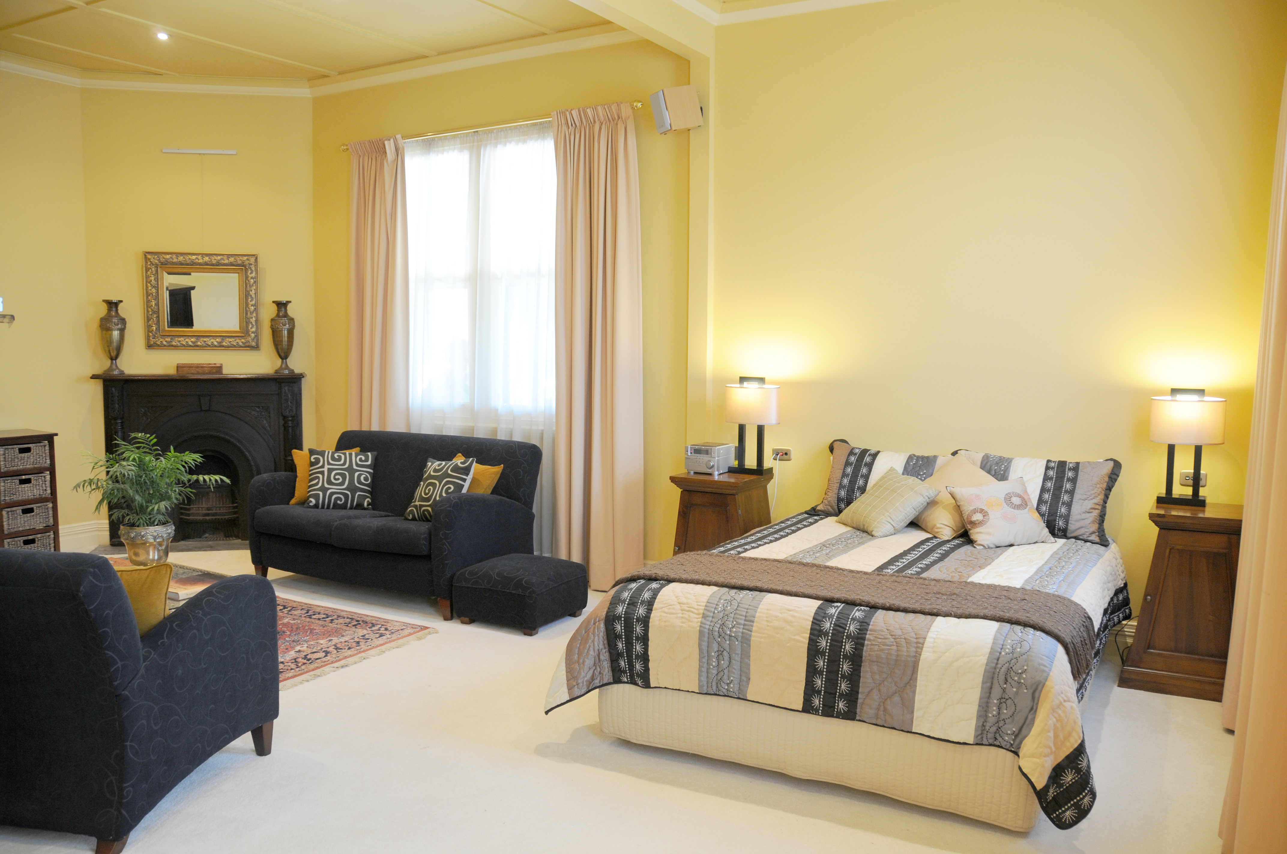 peppercorn suite accommodation
